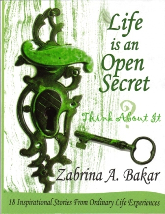 Life Is An Open Secret (Think About It)